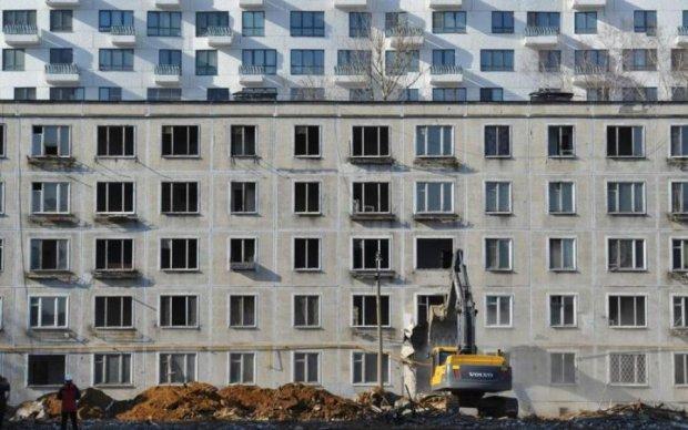 Знесення хрущовок: стало відомо, коли українців почнуть виселяти