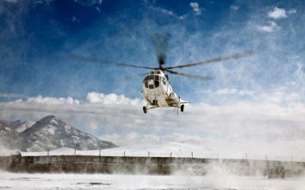 Вертоліт із росіянами впав біля берегів Норвегії