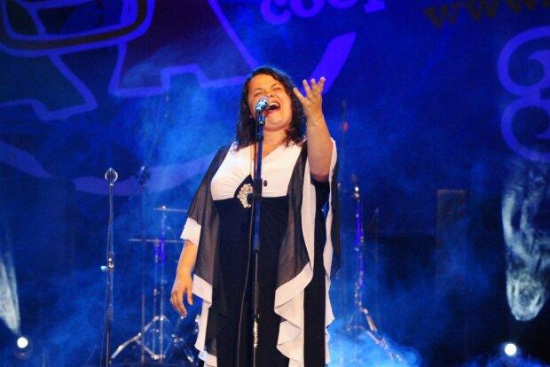співачка Юлія Тимочко, скрін з відео