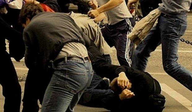 У центрі Києва іноземні студенти побилися з українцями