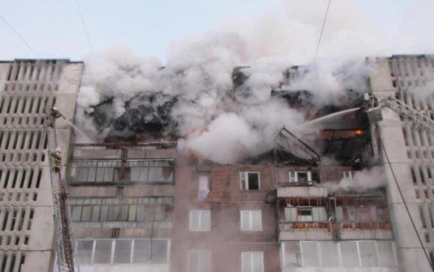 Взрыв в Кривом Роге: люди в тяжелом состоянии госпитализированы