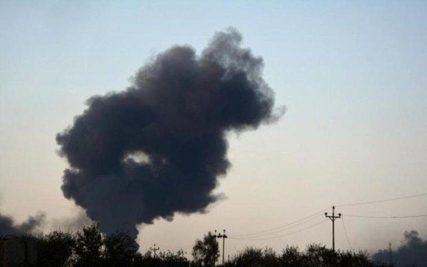 На Харківщині розбився літак