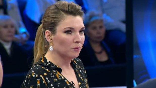Скабєєва пригрозила Києву танками Путіна: відео