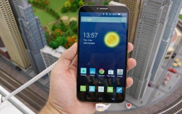 Alcatel выпустил самый дешевый современный смартфон