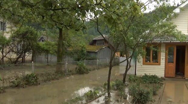 На Франковщине начался потоп - ЗНАЙ ЮА