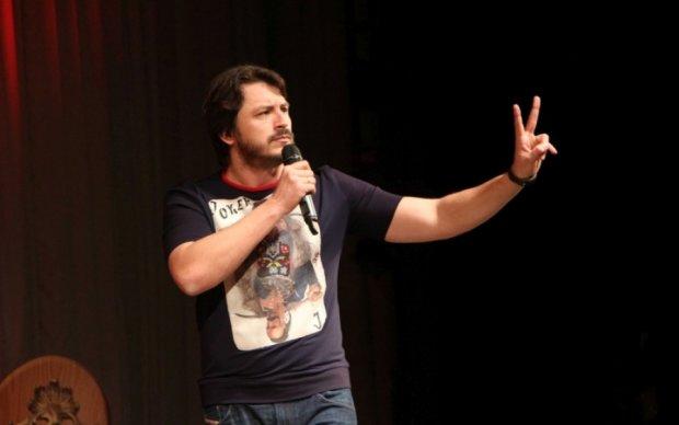 Сергей Притула в шоке после концерта в Лондоне