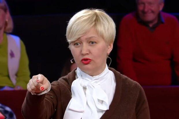 Лариса Ніцой, скріншот відео