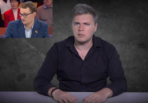 """Ігор Лесєв довів, що """"слуги народу"""" небезпечніші за коронавірус: """"Як ці придурки  опиняються в парламенті"""""""