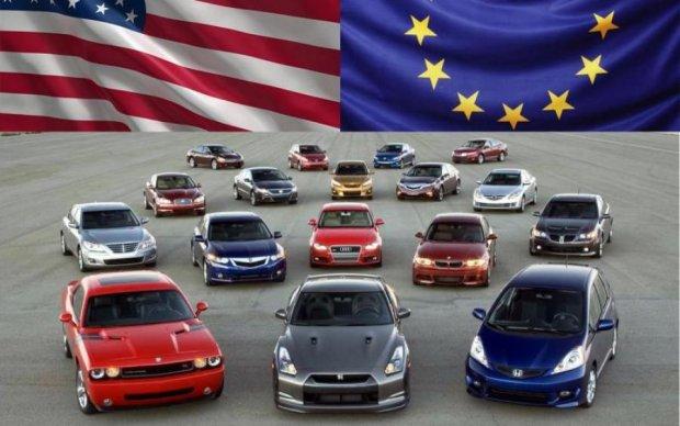 Топ евроблях: какие машины предпочитают украинцы