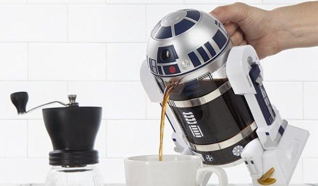 """Робота із """"Зоряних війн"""" навчили заварювати каву"""