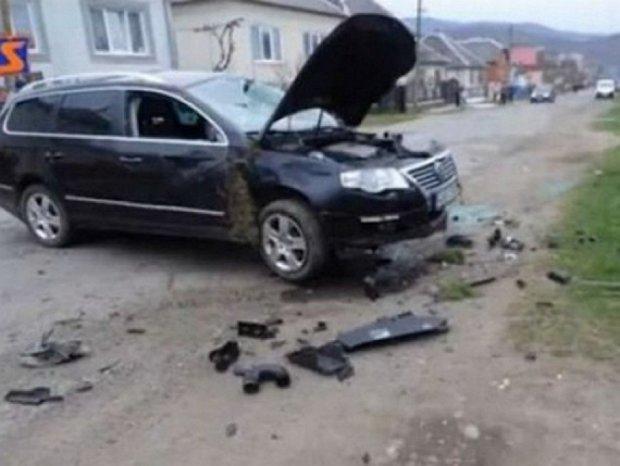 На Закарпатті автомобіль збив 11-річну дівчинку