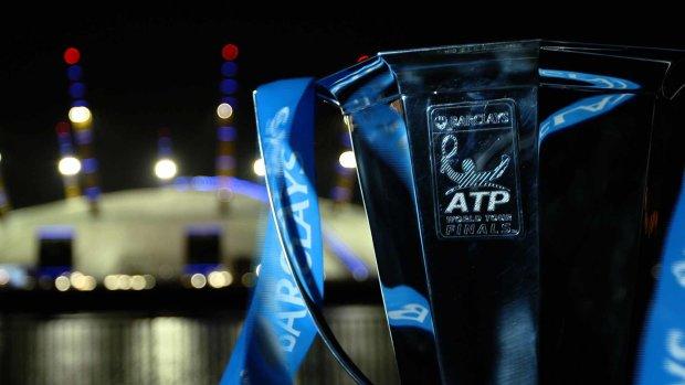 Відбулося жеребкування Підсумкового турніру ATP