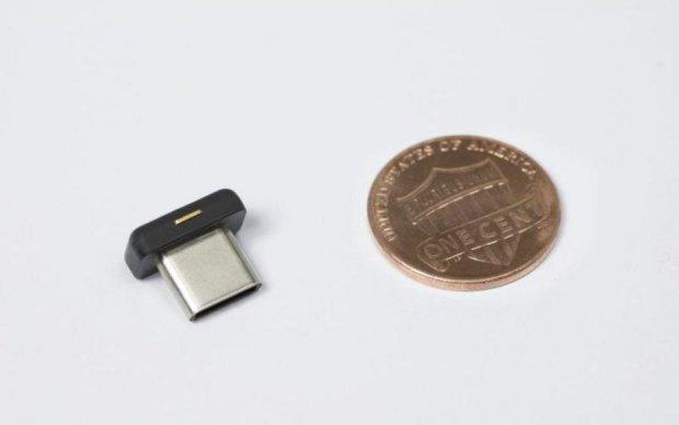 Крошечный компьютерный ключ защитит все ваши данные