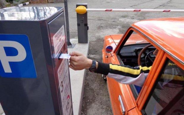 Водії тестують нову оплату паркування: з'явилися перші результати