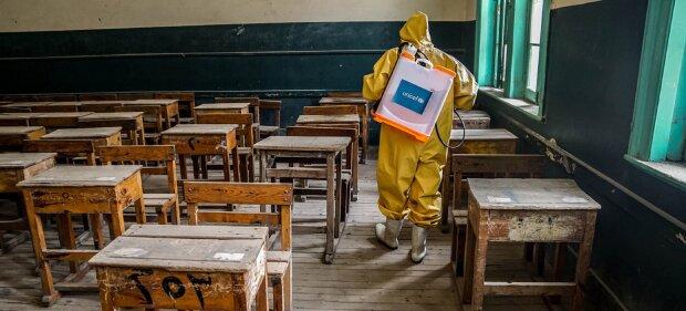 Закриття шкіл. Фото: UN News.