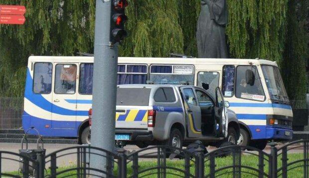 Теракт у Луцьку. Фото: Офіс генпрокурора