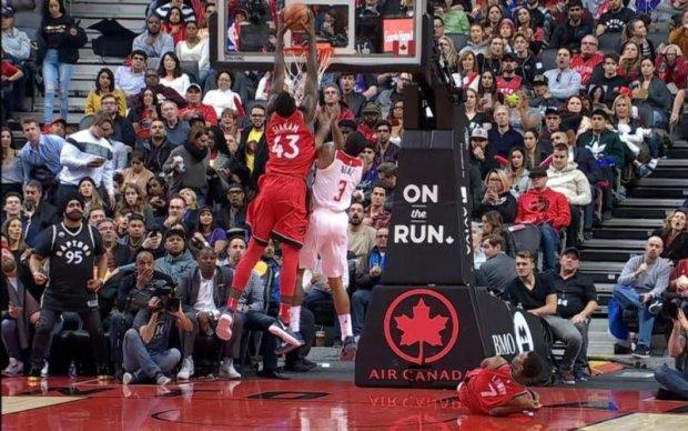 НБА: Звірячий путбек Сіакама - найкращий момент ігрового дня