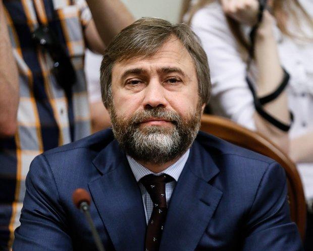 Золотарев: Новинский оказался единственным, кто назвал вещи своими именами