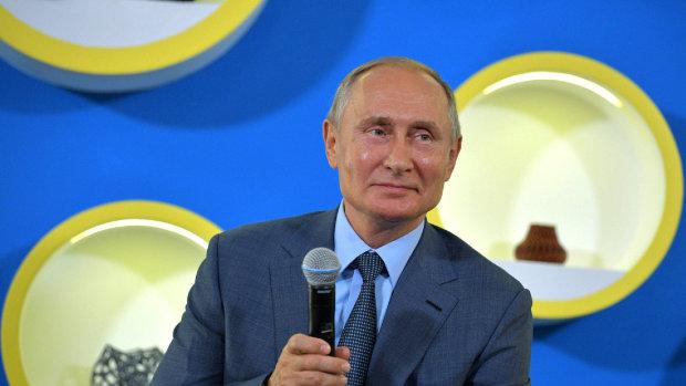 """Путин оконфузился на глазах у миллионов россиян: """"Дед совсем плох"""""""