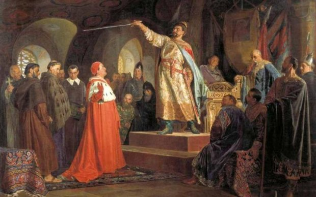 Киев активно помогал Новгороду бить московитов
