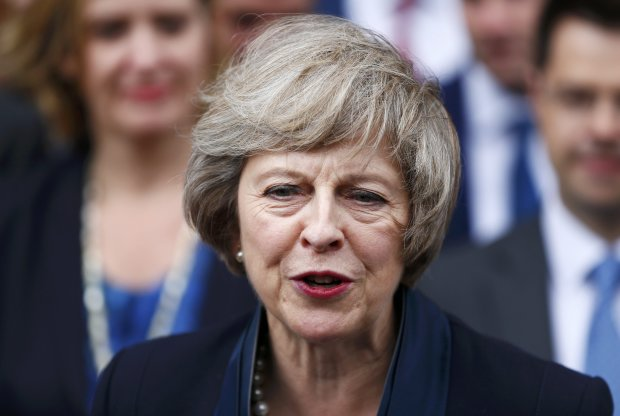"""""""Це має стати точкою"""", - Тереза Мей так висловилася про Brexit, що обімлів весь світ"""