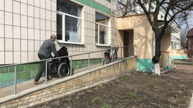 9 кругов выборного ада: как в Киеве заставляют голосовать людей с инвалидностью