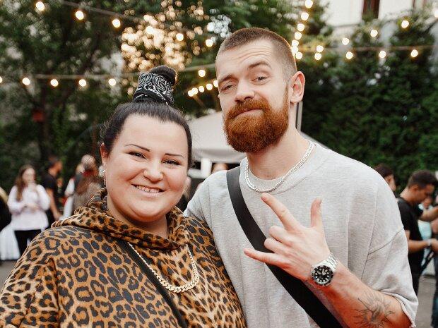 """Alyona Alyona и Юрий Гурич, фото: """"1+1"""""""