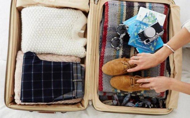 Як правильно зібрати валізу у відпустку: кілька корисних порад