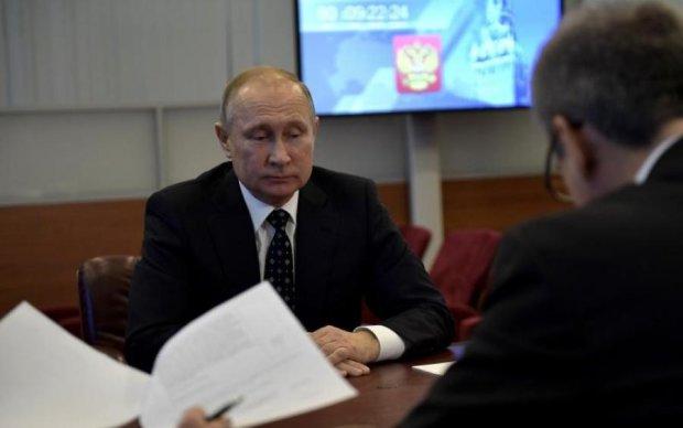 Путин еще не пошел на выборы, а уже празднует победу