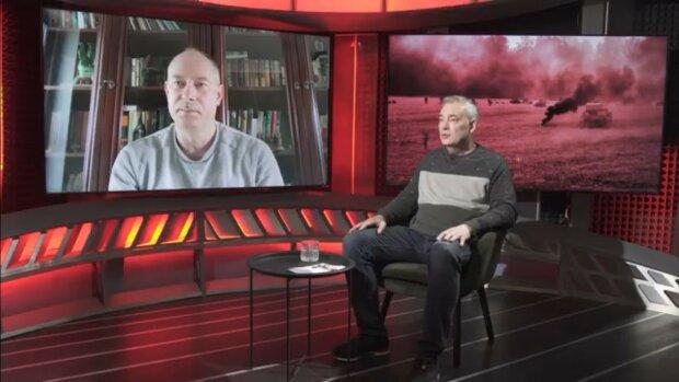 Олег Жданов, скриншот видео