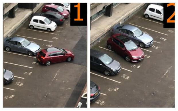 """""""Больно смотреть"""": водителю понадобилось 8 минут и 9 попыток, чтобы припарковать авто"""