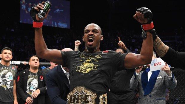 Джонс яскраво переміг Густафссона і став чемпіоном UFC: відео
