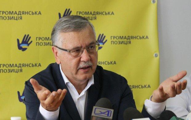 """Гриценко загнал Порошенко в угол: """"А где твои Свинарчуки, где Гонтарева?"""""""