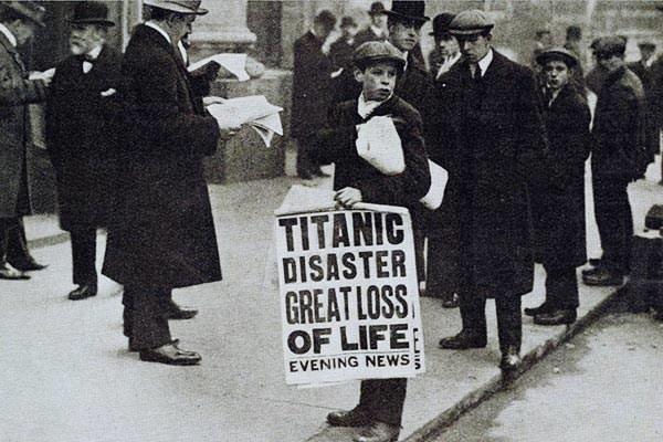 Причина крушения вовсе не в айсберге: выживший пассажир Титаника рассказал правду