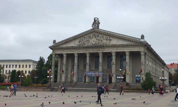 Тернопіль / скріншот з відео