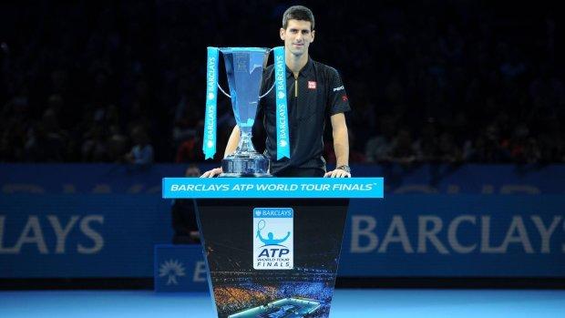 Головний тенісний турнір змінює прописку: гори, заводи і Роналду