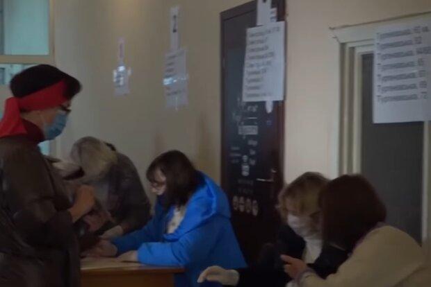 Местные выборы, фото: кадр из видео