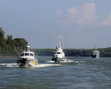 На Дунаї зіткнулися два туристичні судна