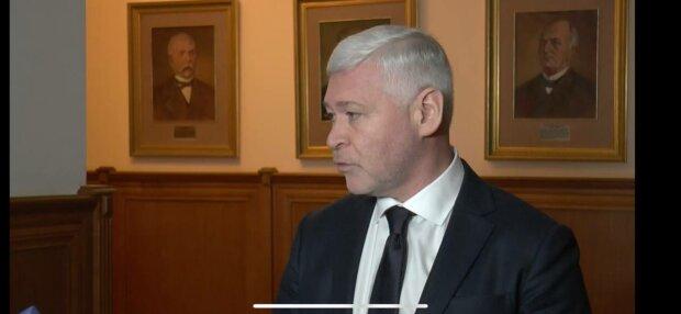 Ігор Терехов, фото: скріншот з відеоfacebook