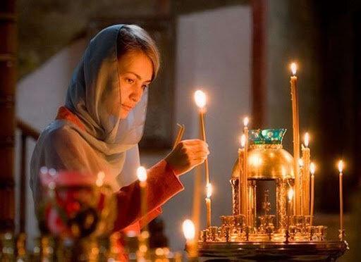 Молитва за дитину, фото: УПЦ