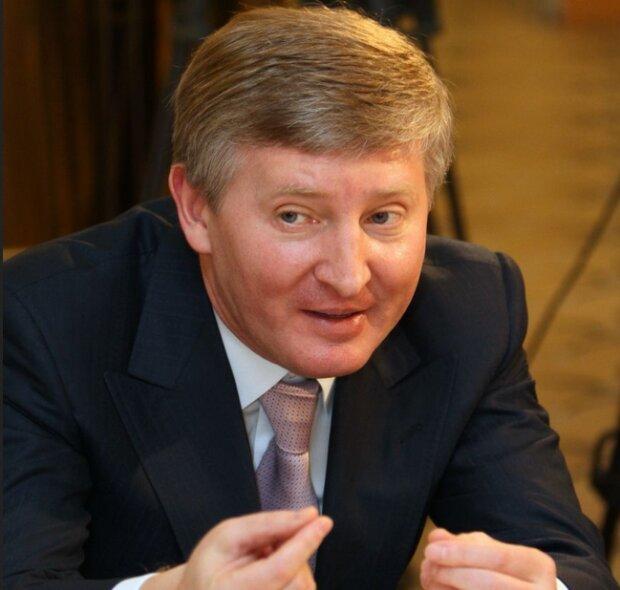 Рінат Ахметов, novomoskovsk.eu