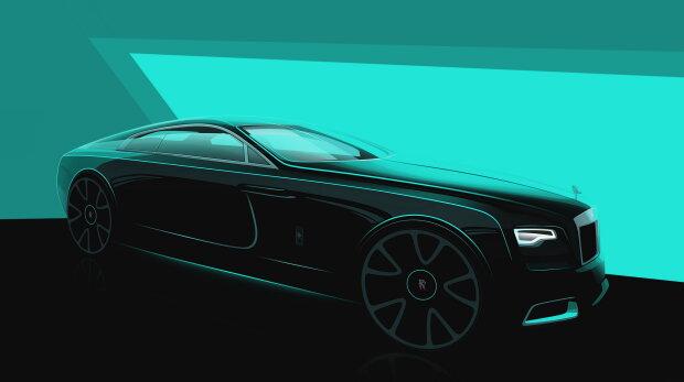 Rolls-Royce Wraith Kryptos, gizchina