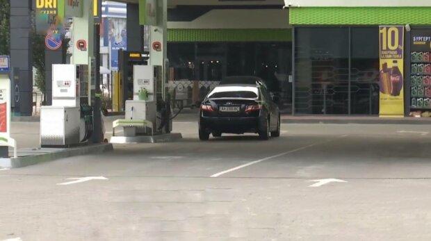 Подорожчання бензину, фото: скріншот з відео