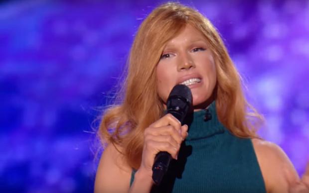 Голос країни 8: шоу покинула самая эпатажная певица