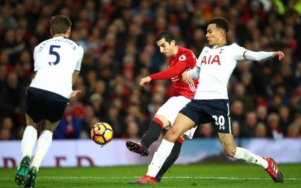 Тоттенгем - Манчестер Юнайтед: Де дивитися матч чемпіонату Англії