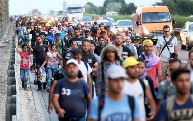 На шляху до Європи: Україна незабаром потоне у мігрантах