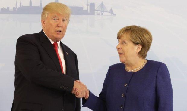 Трамп и Меркель провели тайные переговоры по Украине: детали неожиданного звонка