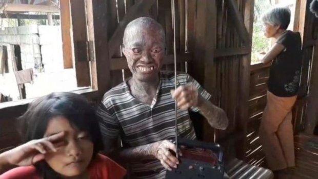 """На Філіппінах знайшли доброго """"диявола"""": відео"""
