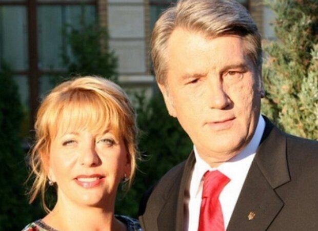 Виктор и Екатерина Ющенко, фото: facebook.com/president.ukraine