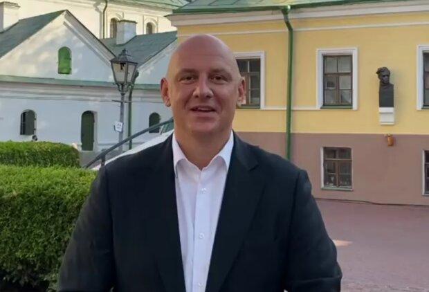 Потап назвав себе президентом і привітав Україну з Днем Незалежності і Горбунова з ювілеєм